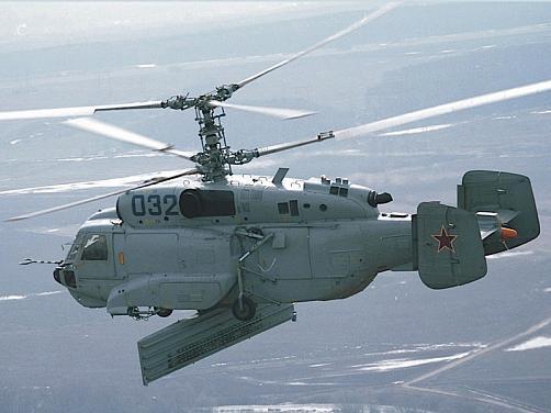 Военные технологии - Ка-29